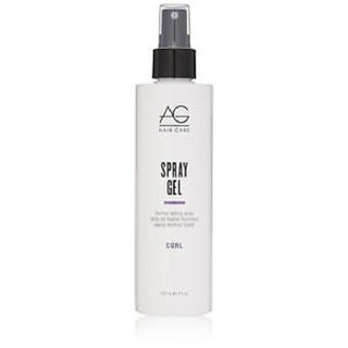 AG Hair 8-ounce Spray Gel Thermal Setting Spray