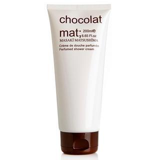 Masaki Matsushima Chocolate Mat Women's 6.65-ounce Shower Cream
