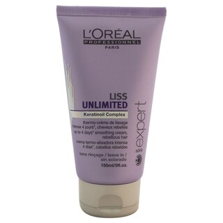 L'Oreal Professional Serie Expert Liss Unlimited Keratinoil 5-ounce Complex Cream