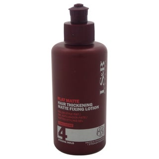 Lock Stock & Barrel 5.1-ounce Flat Matte Hair Thickening Matte Fixing Lotion 4 Strong Hold