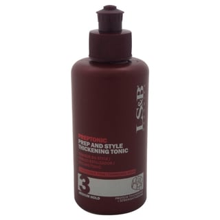 Lock Stock & Barrel 5.1-ounce Preptonic Prep & Style Thickening Tonic 3 Medium Hold