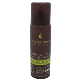 Macadamia 1.5-ounce Tousled Texture Finishing Spray
