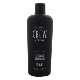 American Crew Men's 15.2-ounce Activador 15 Volume 4.5% Classic Developer