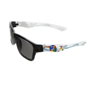Hot Optix Children's Zoo Collection Plastic UV-protected Penguin Style Sunglasses