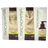 Macadamia Professional Nourishing Moisture Shampoo, Conditioner & Oil Treatment