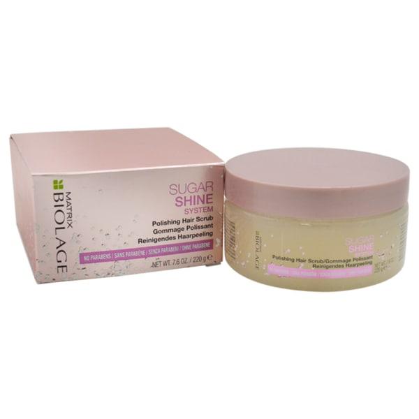 Matrix Biolage Sugar Shine 7.6-ounce Polishing Hair Scrub