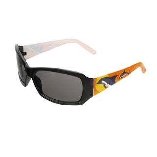 Hot Optix Children's Zoo Collection Multicolored Plastic Dolphin Sunglasses
