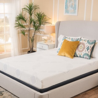 Denise Austin Home 8-inch Memory Foam Twin-size Mattress