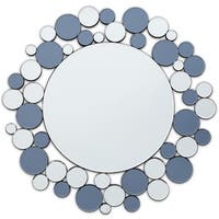 Selections by Chaumont Biarritz Glass Mirror - Multi