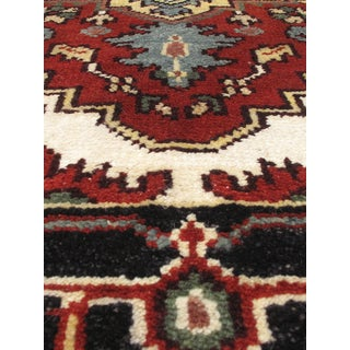 eCarpetGallery Serapi Heritage Brown Wool Hand-knotted Rug (2'7 x 11'9)