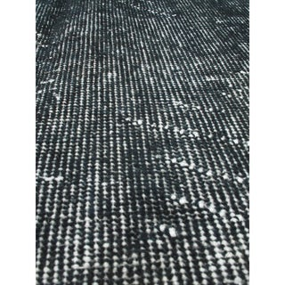 eCarpetGallery Anatolian Green Wool Hand-knotted Overdyed Rug (3'10 x 6'10)