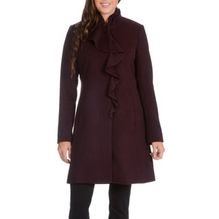 Larry Levine Women's Wool Coat (More options available)