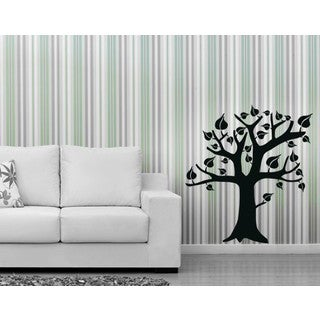 Style and Apply 'Lil Tree' Vinyl Wall Decal