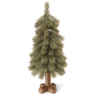 Bayberry Blue 24-inch Feel-real Cedar Tree