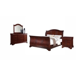 Picket house Conley Queen Sleigh 4PC Set