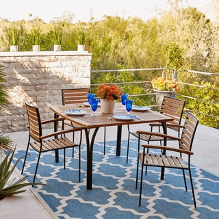 Teak Tables And Chairs teak patio furniture - shop the best outdoor seating & dining