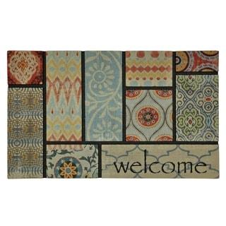 Mohawk Home Doorscapes Persian Delight Mat (1'6 x 2'6)