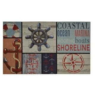 Mohawk Home Doorscapes Sailor's Life Mat (1'6 x 2'6)