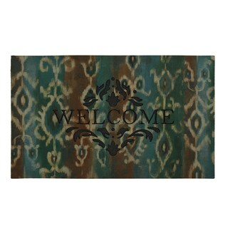 Mohawk Home Doorscapes Ikat Welcome Mat (1'6 x 2'6)