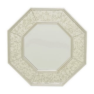 Three Hands Octagon Decorative Wall Mirror
