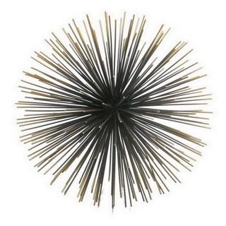 Three Hands Brown Metal Pointe Sphere