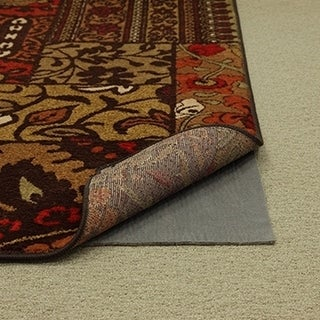 Mohawk Home Dual Surface Oval Rug Pad (6' x 9')