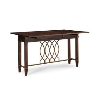 A.R.T. Furniture Intrigue Grey Elm Veneer Wood Flip-top Sofa Table