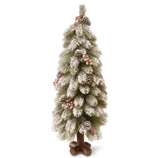 Snowy 30-inch Bayberry Cedar Tree