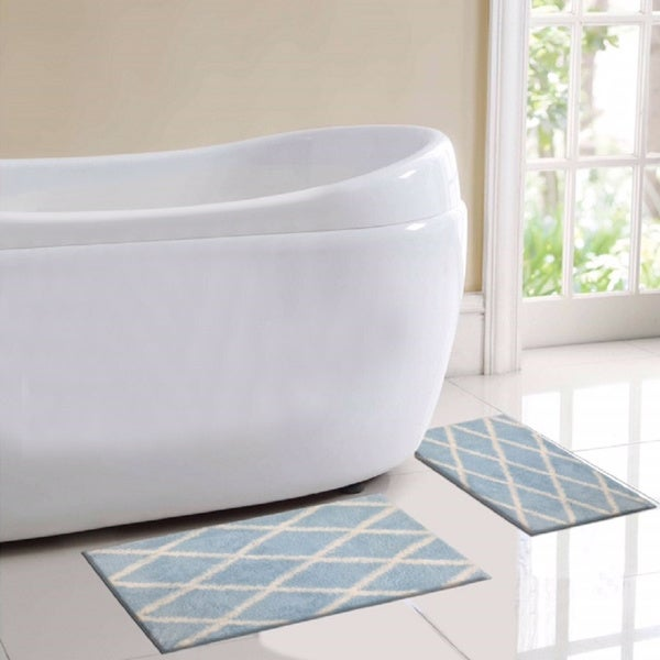 ST.Tropes 2-Piece Bath Mats