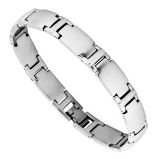 Men's Stainless Steel Link Bracelet