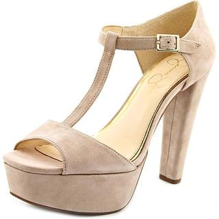 Jessica Simpson Women's 'Adelinah' Kidskin Suede Dress Shoes