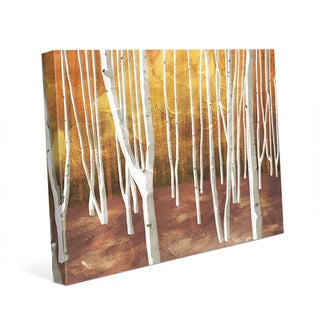 'Autumn Forest' Canvas Wall Art