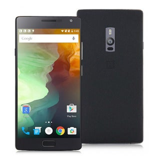 OnePlus 2 64GB Unlocked GSM 4G LTE Octa-Core Android Phone w/ 13 MP Camera - Black
