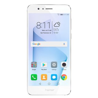 HUAWEI Honor 8 32GB Unlocked GSM 4G LTE Quad-Core Android Phone - Pearl White