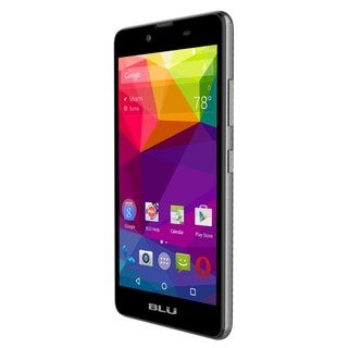 BLU Studio X5 S390U Unlocked GSM Quad-Core Android Phone - Black