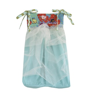 Cotton Tale Lagoon Multicolored Diaper Stacker