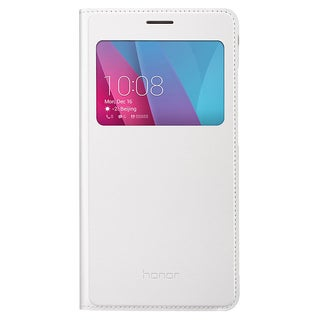 HUAWEI Honor 5X Flip Cover Case - White