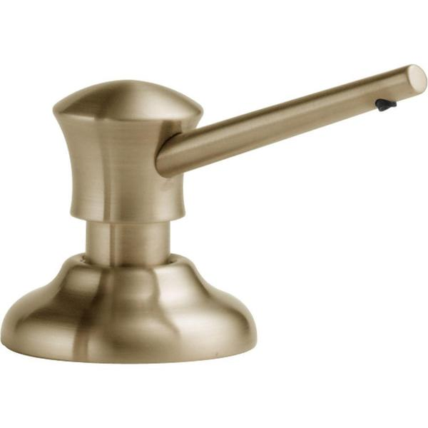 Delta Classic Soap and Lotion Dispenser in Champagne Bronze RP1002CZ