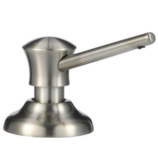 Delta Stainless Metal Classic 13-ounce bottle Soap Lotion Dispenser