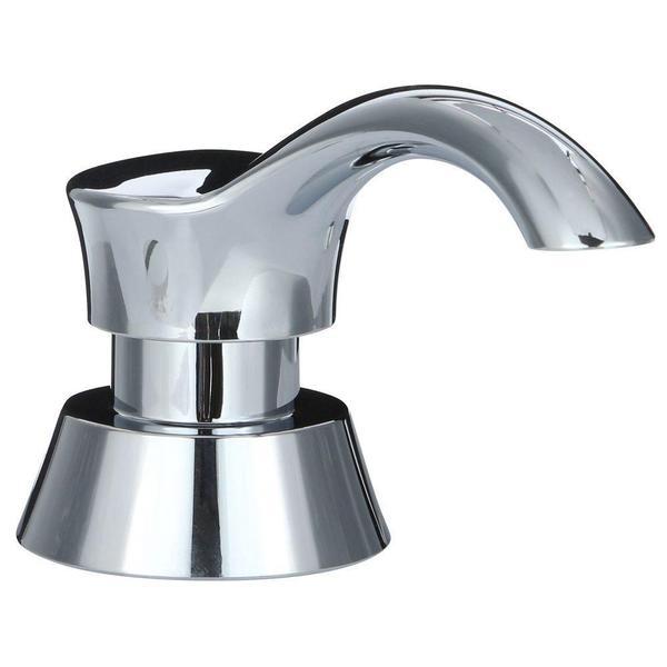 Delta Pilar Soap Dispenser in Chrome RP50781