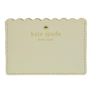 Kate Spade New York Cape Drive Bright White/Porcelain Credit Card Holder