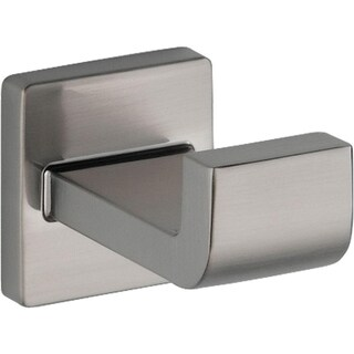 Delta Arzo Single Robe Hook in Stainless 77535-SS