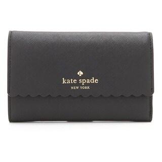 Kate Spade Cape Drive Kieran Black/Bright White Wallet