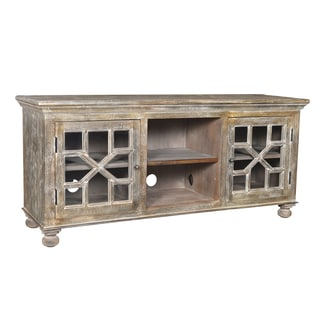 Caribou Dane Soma Wood TV Stand