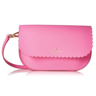 Kate Spade New York Cape Drive Jettie Tulip Pink/Bright Papaya Crossbody Handbag