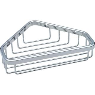 Delta Small Corner Caddy in Bright Stainless Steel 47000-ST