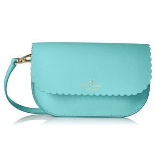 Kate Spade New York Cape Drive Jettie Soft Aqua/Mint Splash Crossbody Handbag