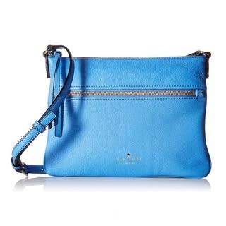 Kate Spade New York Cobble Hill Gabriele Alice Blue Crossbody Handbag