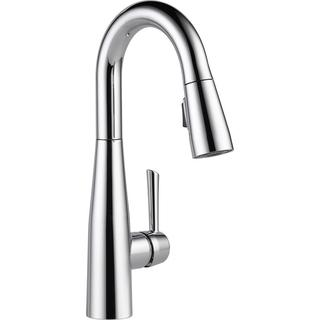 Delta Essa Single-Handle Bar Faucet in Chrome w/ MagnaTite Docking 9913-DST