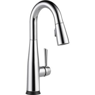 Delta Essa Touch2O Technology Single-Handle Bar Faucet in Chrome w/ MagnaTite Docking 9913T-DST